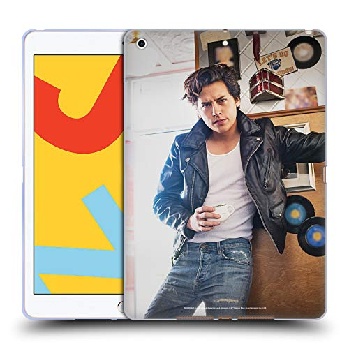Official Riverdale Jughead Jones 2 Posters Soft Gel Case Compatible for iPad 10.2 (2019)