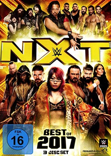 WWE: Best Of NXT 2017 [3 DVDs]