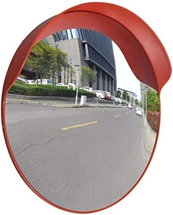 XKun round orange mirror anti-theft [Alternative dealer] Siz outdoor Max 52% OFF security