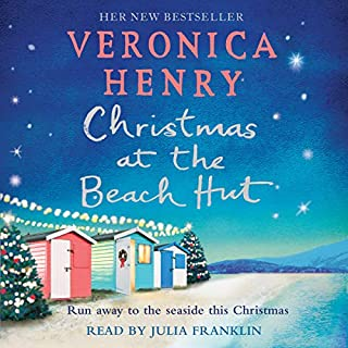Christmas at the Beach Hut                   By:                                                                                                                                 Veronica Henry                               Narrated by:                                                                                                                                 Julia Franklin                      Length: 10 hrs and 2 mins     104 ratings     Overall 4.7