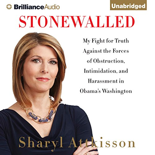 Stonewalled audiobook cover art