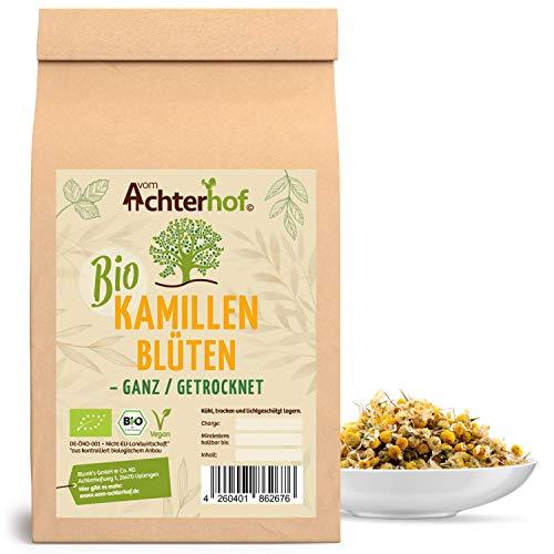 Kamillentee Bio lose (1kg) Kamillenblüten-Tee getrocknet Kamille