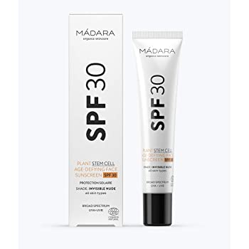MÁDARA - CREMA SOLAR FACIAL SPF30 Plant Stem Cell Age-Defying 40ML ...