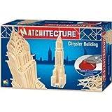 Matchitecture - 6648 - Jeu de Construction - Chrysler Building