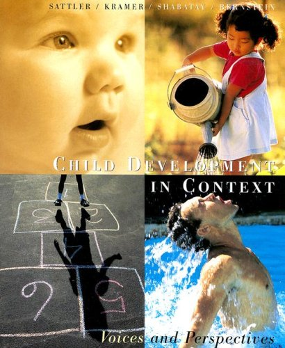 Child Development in Context: Voices and Perspectives