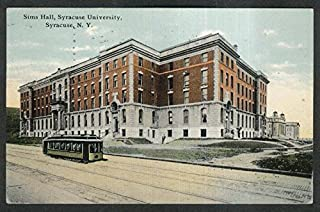sims hall syracuse