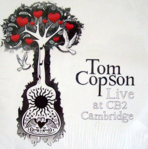 TOM COPSON Live at CB2 Cambridge CD
