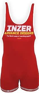 red inzer singlet