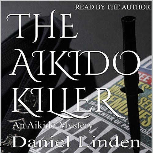 The Aikido Killer audiobook cover art