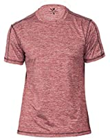 Athletic T Shirt | Dri Fit Sport Shirts for Men | Sports Athletics t-Shirt Red
