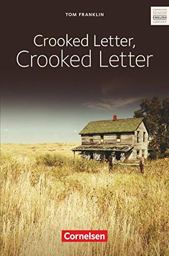 Cornelsen Senior English Library - Literatur - Ab 11. Schuljahr: Crooked Letter, Crooked Letter - Textband mit Annotationen