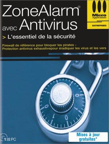 ZoneAlarm avec Antivirus