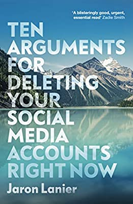 Ten Arguments For Deleting Your Social Media Accounts Right Now from Vintage