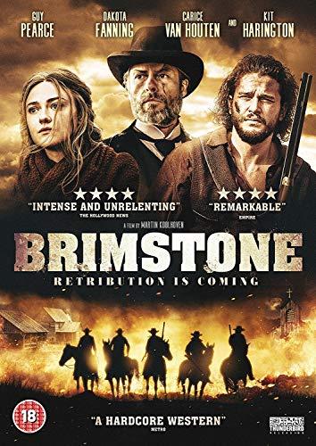 Brimstone [DVD]...