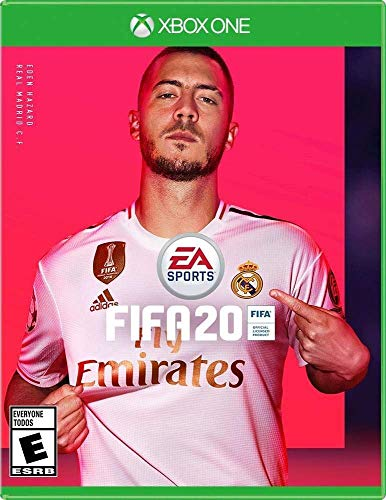 FIFA 20 XBOX ONE [video game]