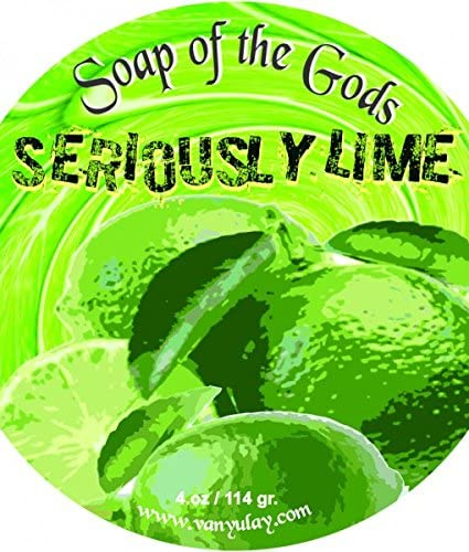 Very popular! Milwaukee Mall Shaving Soap Of the Gods oz Seriously Lime 4.