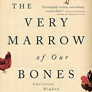 The Very Marrow of Our Bones audiobook cover art