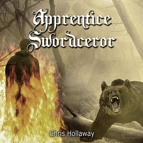 Apprentice Swordceror audiobook cover art