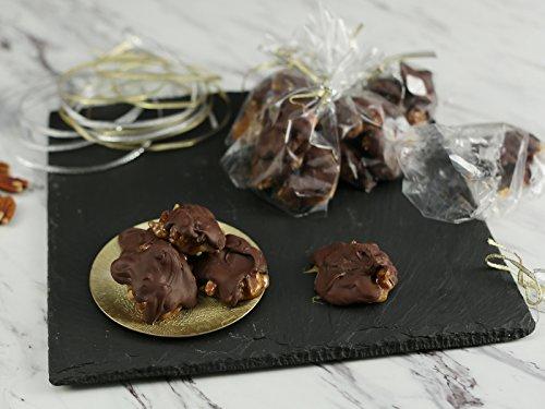 Irresistible Homemade Chocolate Turtles