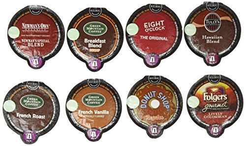 20 Count - Variety K-carafe Packs For Keurig 2.0 Brewers