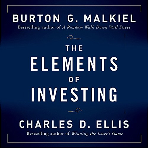 The Elements of Investing audiobook cover art