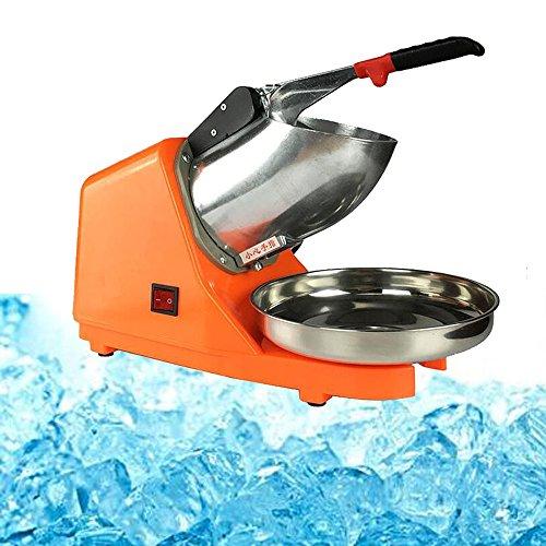 OBLLER ROMPIGHIACCIO ELETTRICO CON INOX Mojito Tritaghiaccio (arancia)