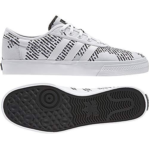 adidas ADI-Ease Chaussures de Sport Unisexes Blanc (FTWBLA/Negbas/FTWBLA) 42