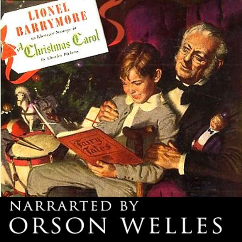 A Christmas Carol: Campbell Playhouse (Dramatized) Titelbild