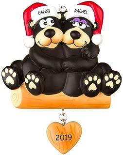 Best personalized couple ornament Reviews