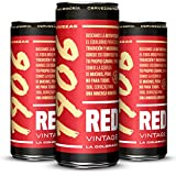 1906 Red Vintage Pack 24x33cl latas