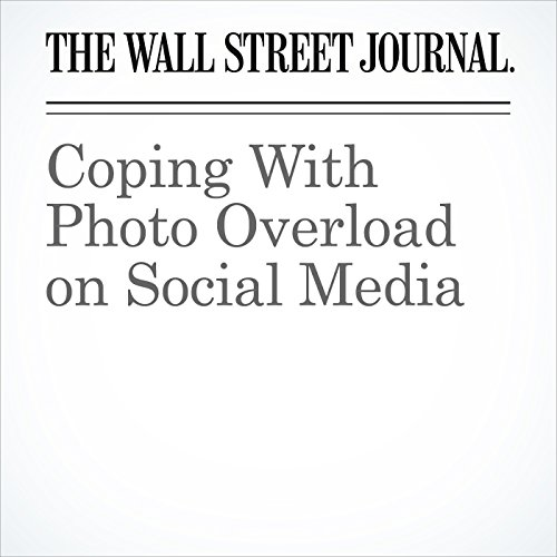Coping With Photo Overload on Social Media copertina