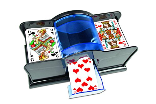 Nürnberger Playing Cards 7201–Manual Card Shuffler For Cards Up To 59x 91mm
