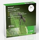 Nemasys® BASF SF Nematoden 16 Mio. (32m²) gegen Ameisen, Trauermücken u. Wiesenschnaken (Steinernema feltiae)