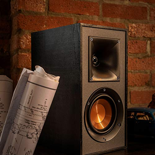Klipsch R-51PM powered Bluetooth speakers - Ebony