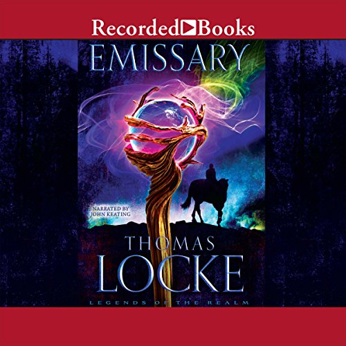 Emissary audiobook cover art