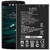 for Verizon LG V10 VS990 Replacement Battery BL-45B1F
