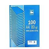 Tauro - Paquete de 100 Folios A4 de 80 Gramos