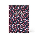 Legami - Cuaderno de rayas - Grande - Hoja B5, Cherry
