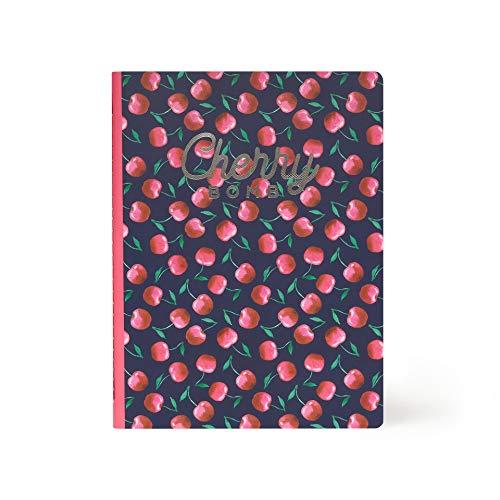 Legami - Quaderno a righe - Large - Foglio B5, Cherry