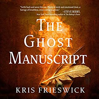 The Ghost Manuscript                   By:                                                                                                                                 Kris Frieswick                               Narrated by:                                                                                                                                 Carrington MacDuffie                      Length: 13 hrs and 32 mins     1 rating     Overall 1.0