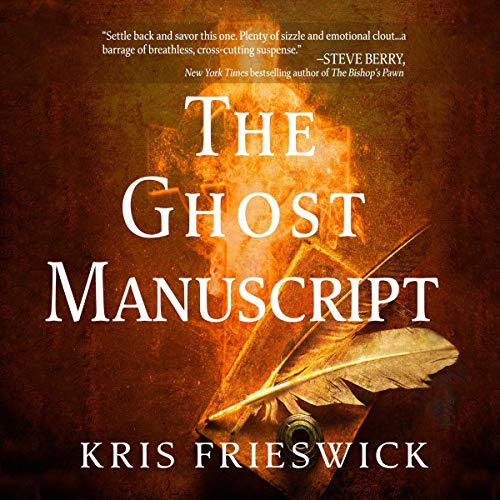The Ghost Manuscript                   By:                                                                                                                                 Kris Frieswick                               Narrated by:                                                                                                                                 Carrington MacDuffie                      Length: 13 hrs and 32 mins     1 rating     Overall 5.0