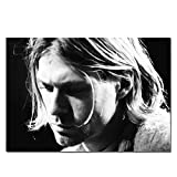 Box Prints Kurt Cobain Nirvana Poster Musik Legende drucken