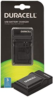 Duracell DRS5962 Charger with USB Cable