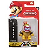 World of Nintendo Super Mario 2.5' Bowser Jr. Mini Figure