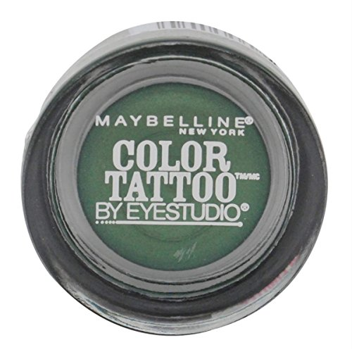 Maybelline Color Tattoo Eyeshadow Limited Edition - Ready, Set, Green