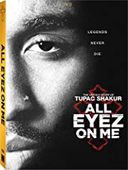 All Eyez On Me: The Untold Story of Tupac Shakur