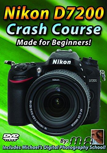 Maven Training Tutorial for Nikon D7200 DVD | Made for Beginners!