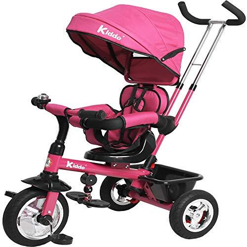 Kiddo RG0220 Dreirad, Pink