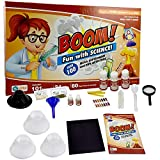 Paramhans Boom Fun with Science | Science lab Kit | 101 Experiments Inside | 24 lab Tool | 80 Page Career and lab Guide | 8 + Year Children