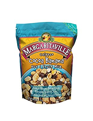 Margaritaville Calypso Cocoa Banana Nut & Fruit Mix, 12.0 oz